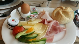 Austrian breakfast