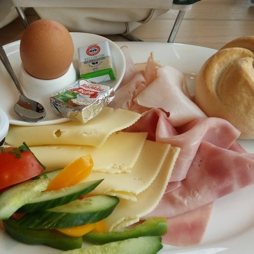Austrian breakfast