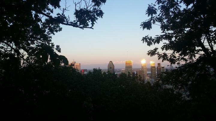 My journey to Montreal andBoston